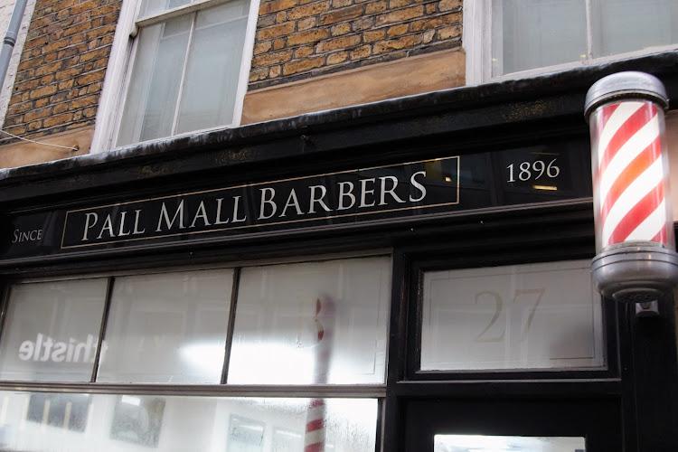 Pall Mall Barbers Birmingham