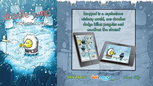 Doodle Jump Motion Comics Apk Download 11