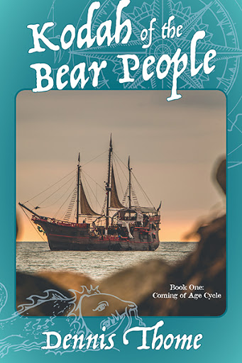 Kodah of the Bear People cover