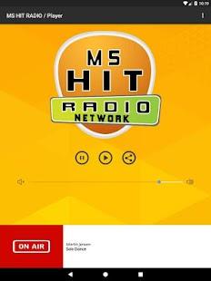 MS HIT RADIO - náhled