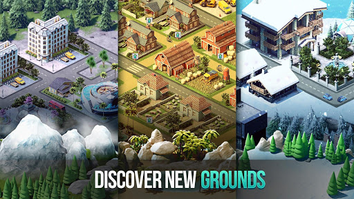 City Island 4 - Town Simulation: Village Builder apkdebit screenshots 18