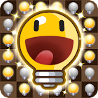 All Light : Bulb Connect Puzzle Game icon