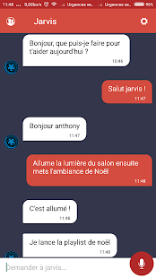 OpenJarvis Messenger - náhled