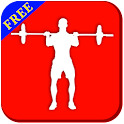 Barbell Workout at Home icon