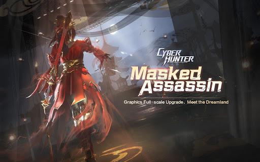 Cyber Hunter APK MOD – Pièces de Monnaie Illimitées (Astuce) screenshots hack proof 1