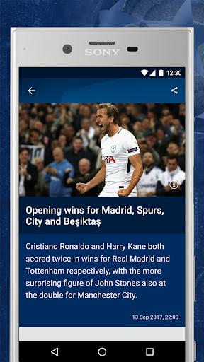 UEFA Champions League 1.46 screenshots 4