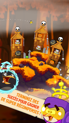 Angry Birds Seasons  captures d'écran 2