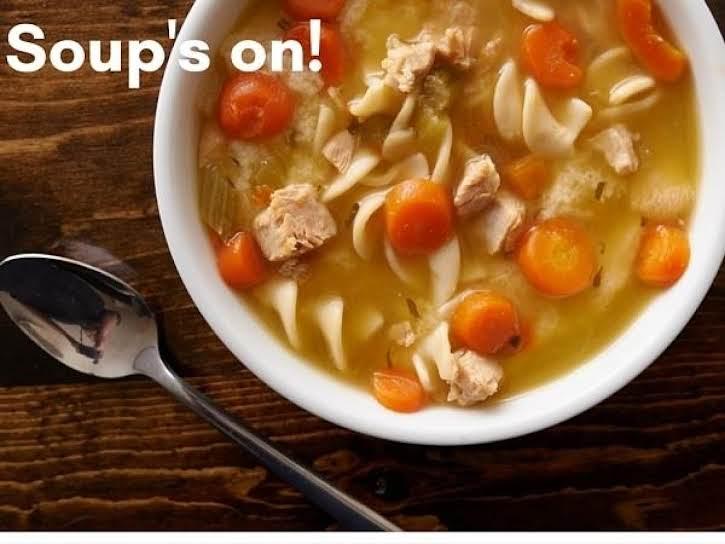Soup's On!