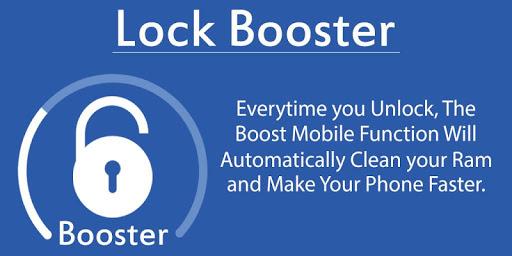 Lock Booster : Ram Cleaner