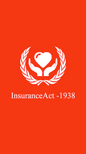 Insurance Act, 1938  App Download For Android 1