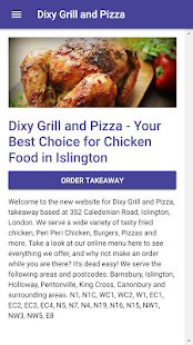 Dixy Grill and Pizza Takeaway in Islington - náhled