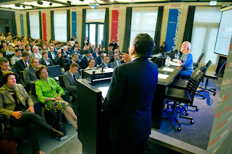 Photo: José Manuel Barroso, President of the European Commission delivers a key-note speech