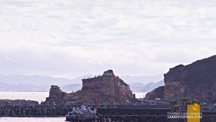 Yehliu Camel Peak