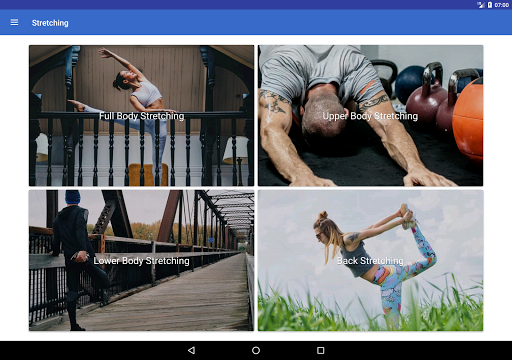 Stretching & Flexibility Routines by Fitify  screenshots 6