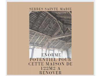 maison à Serres-Sainte-Marie (64)
