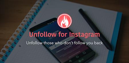دانلود Unfollow for Instagram - Non followers & Fans
