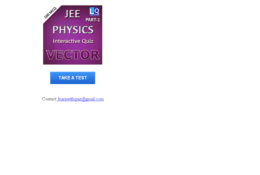 JEE PHYSICS VECTOR PART 1