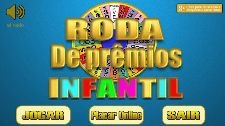 Roda de Prêmios Roda Roda Kids- screenshot thumbnail