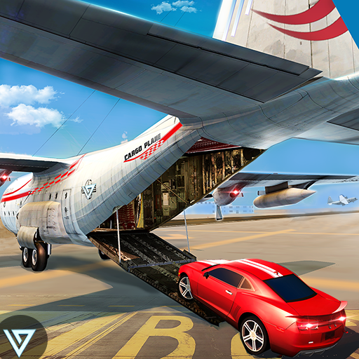 Cargo Plane Car Transport Simulator