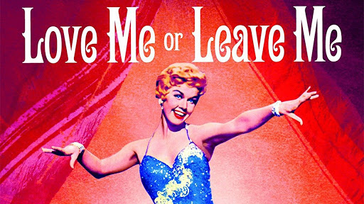 Image result for DORIS DAY IN LOVE ME OR LEAVE ME