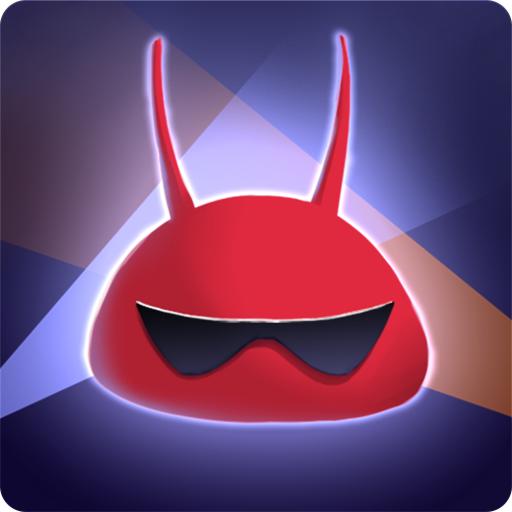 Disco Ant Icon