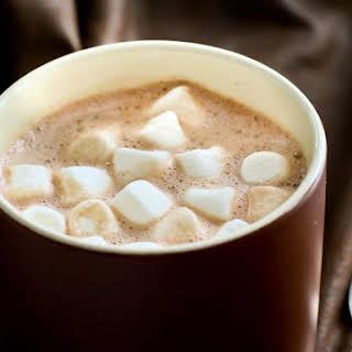 A Good Hot Chocolate.