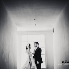 Wedding photographer Juan pablo Valdez (JuanpabloValde). Photo of 28.06.2016