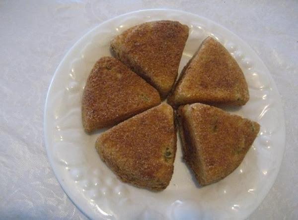 Corn Bread Wedges Recipe