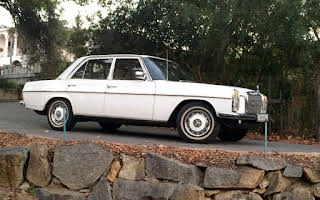 Mercedes-Benz W115 240D Rent Western Cape