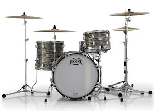 Pearl President DeLuxe LTD 75th Anniversary-Kit - 20/12/14 - Dessert Ripple