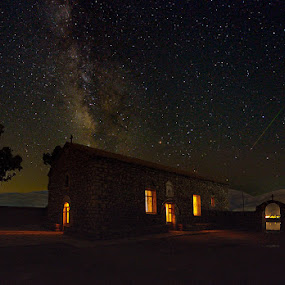 ---- by Dimitrios Lamprou - Landscapes Starscapes