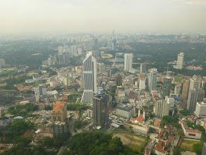 Photo: ...a pohled z výšky 270 m...