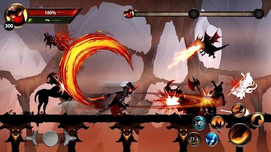 Stickman Legends: Shadow Of War Fighting Games 1