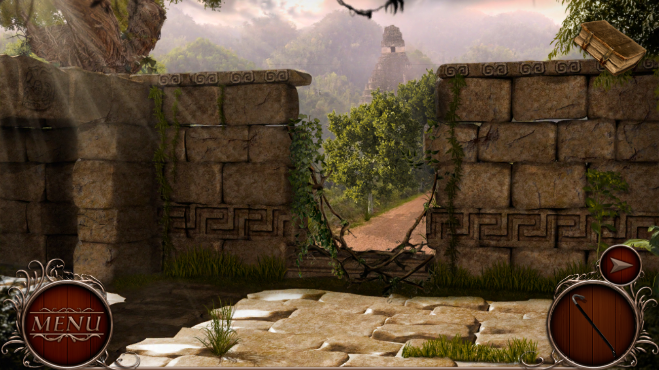 Secret of the Lost Pyramid- screenshot