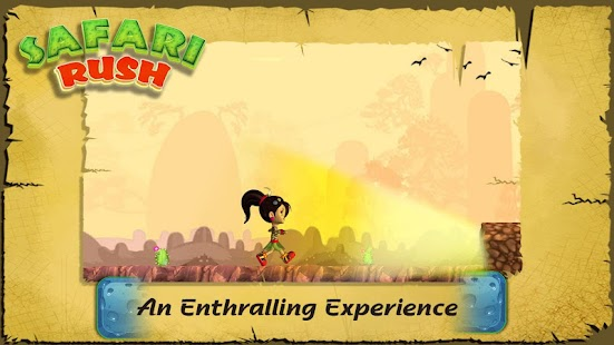 Safari Rush screenshot