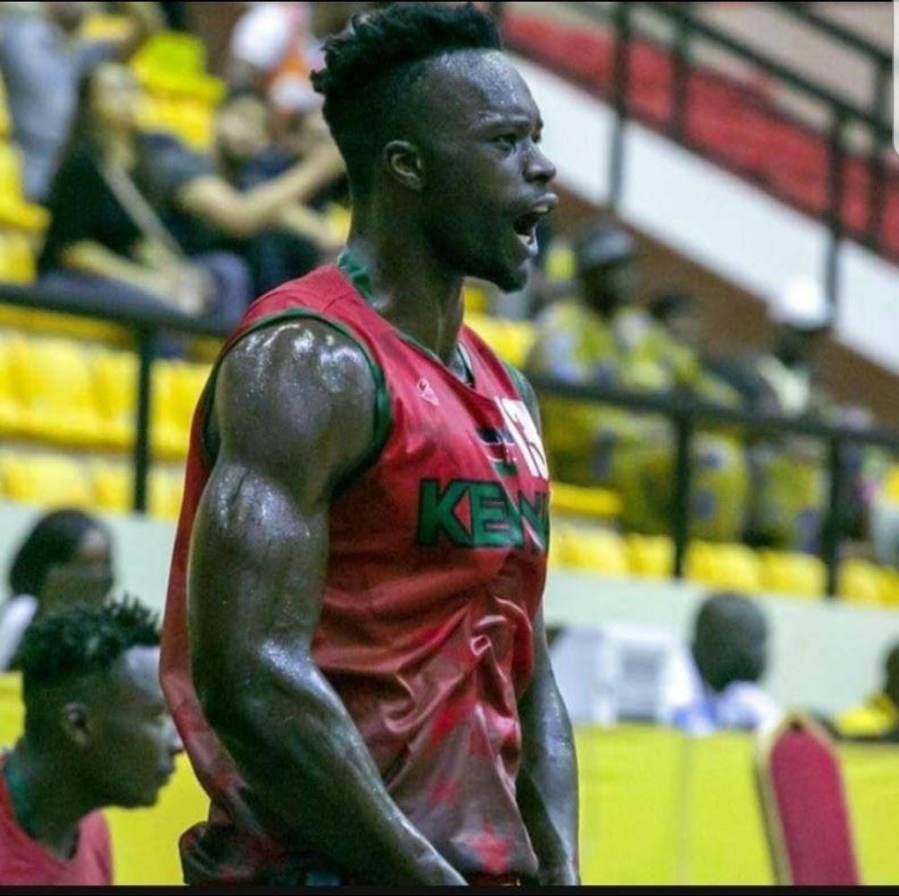 Morans' Gundo seeks to seal career with FIBA AfroBasket qualification