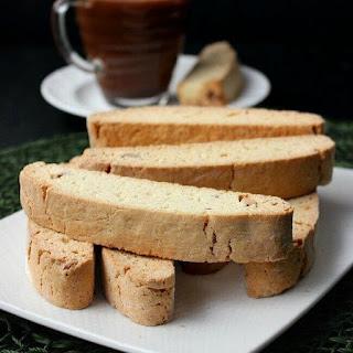 Vanilla Almond Biscotti