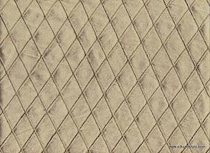 Photo: Pintuck Silk ~ Bronze - 1 Inch Diamond