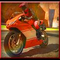 Highway Bike Racing 3d 2015 icon