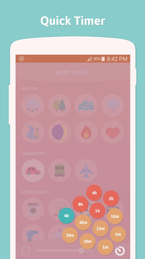 玩免費健康APP|下載Baby Sleep - White Noise app不用錢|硬是要APP