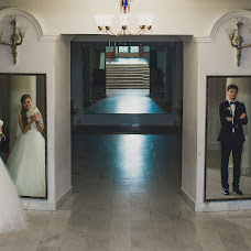 Wedding photographer Aleksey Denisov (chebskater). Photo of 25.07.2017
