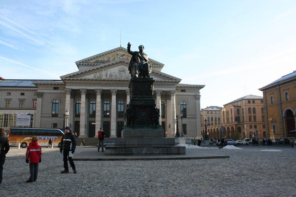 Scurtă excursie la München Ziua 1