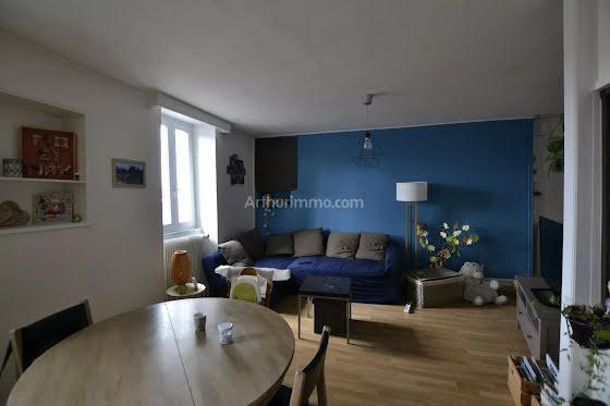 Vente appartement 5 pièces 73,17 m2
