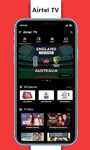Tips for Airtel TV &  Digital TV Channels 2020 screenshot 3