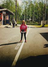 Photo: The Arctic Circle, Finland