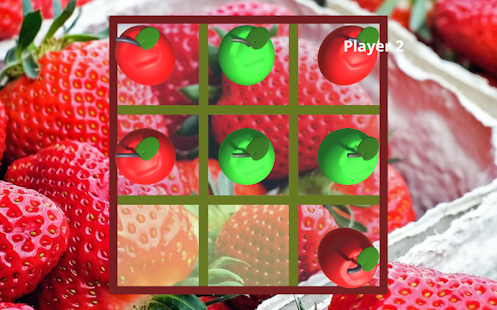 Download Tic Tac Toe Fruit Champion D3 For PC Windows and Mac apk screenshot 1