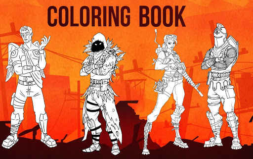 Coloring Battle Royale Games Download Apk Free For Android Apktume Com