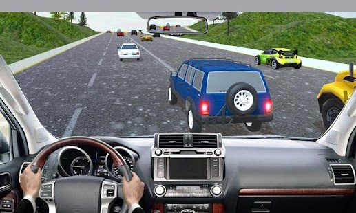 Highway Prado Racing Game - náhled