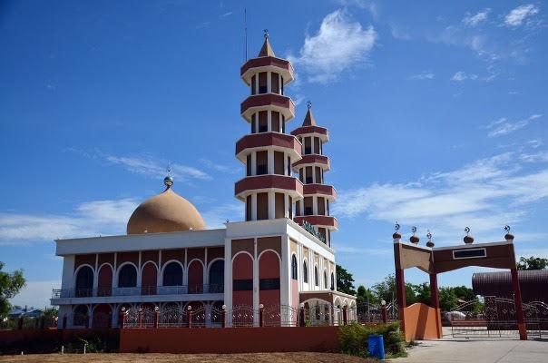 Mosque Ayutthaya