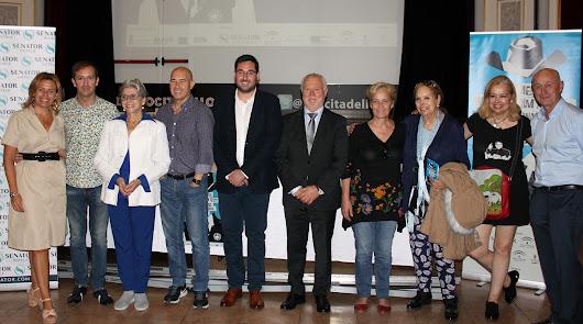 Sal Borgese, Premio 'Tabernas de Cine' del Almería Western